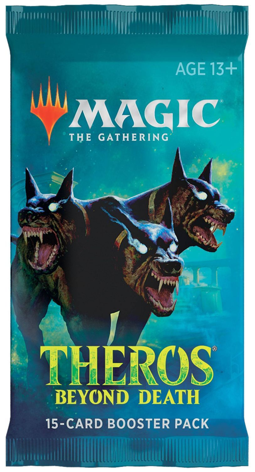 Magic the Gathering - Theros Beyond Death Booster - 4
