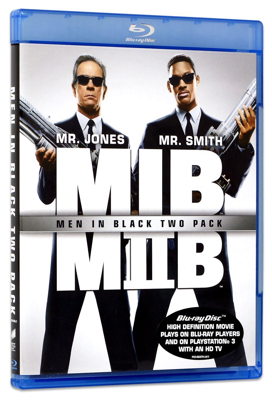 Мъже в черно 1 & 2 (Blu-Ray) - 4