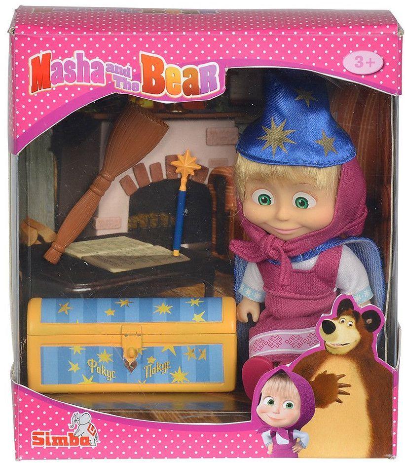 Кукла Simba Toys Маша и Мечока - Маша, фокусник - 2