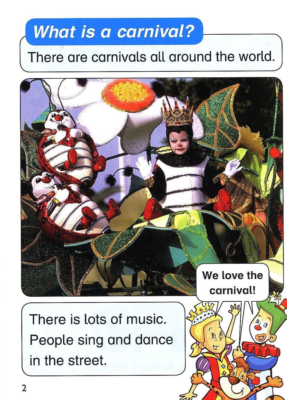 Macmillan Children's Readers: Carnival time (ниво level 2) - 4