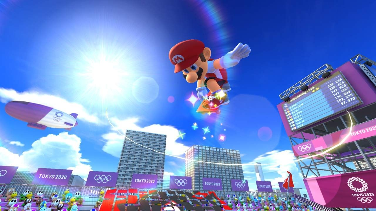 Mario & Sonic at the Olympic Games Tokyo 2020 (Nintendo Switch) - 7