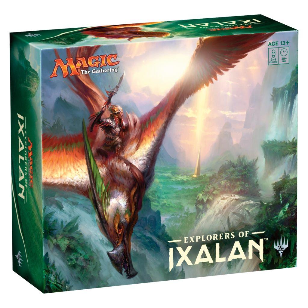 Magic: The Gathering - Explorers of Ixalan - 1