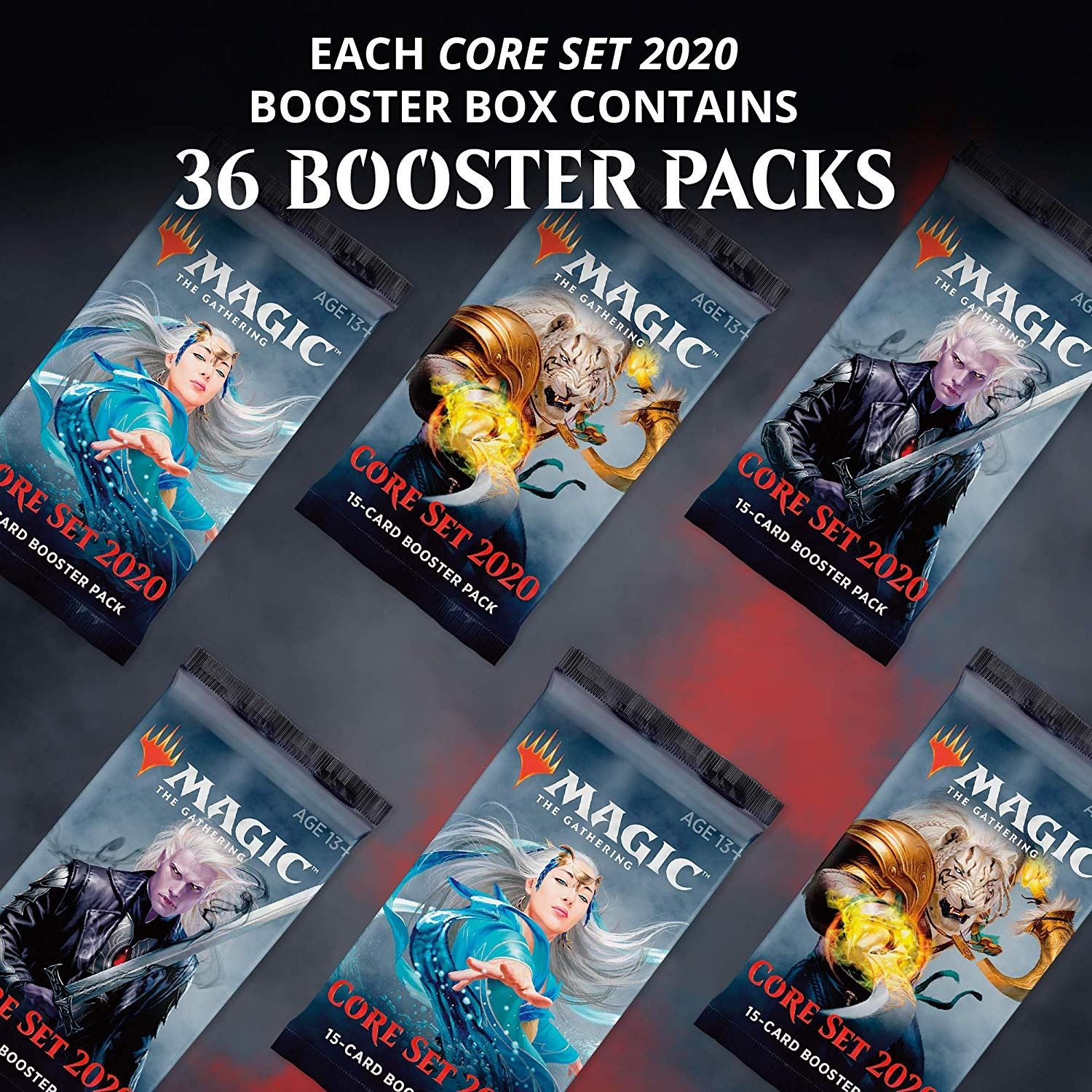 Magic the Gathering - Core Set 2020 Booster Bundle - 2