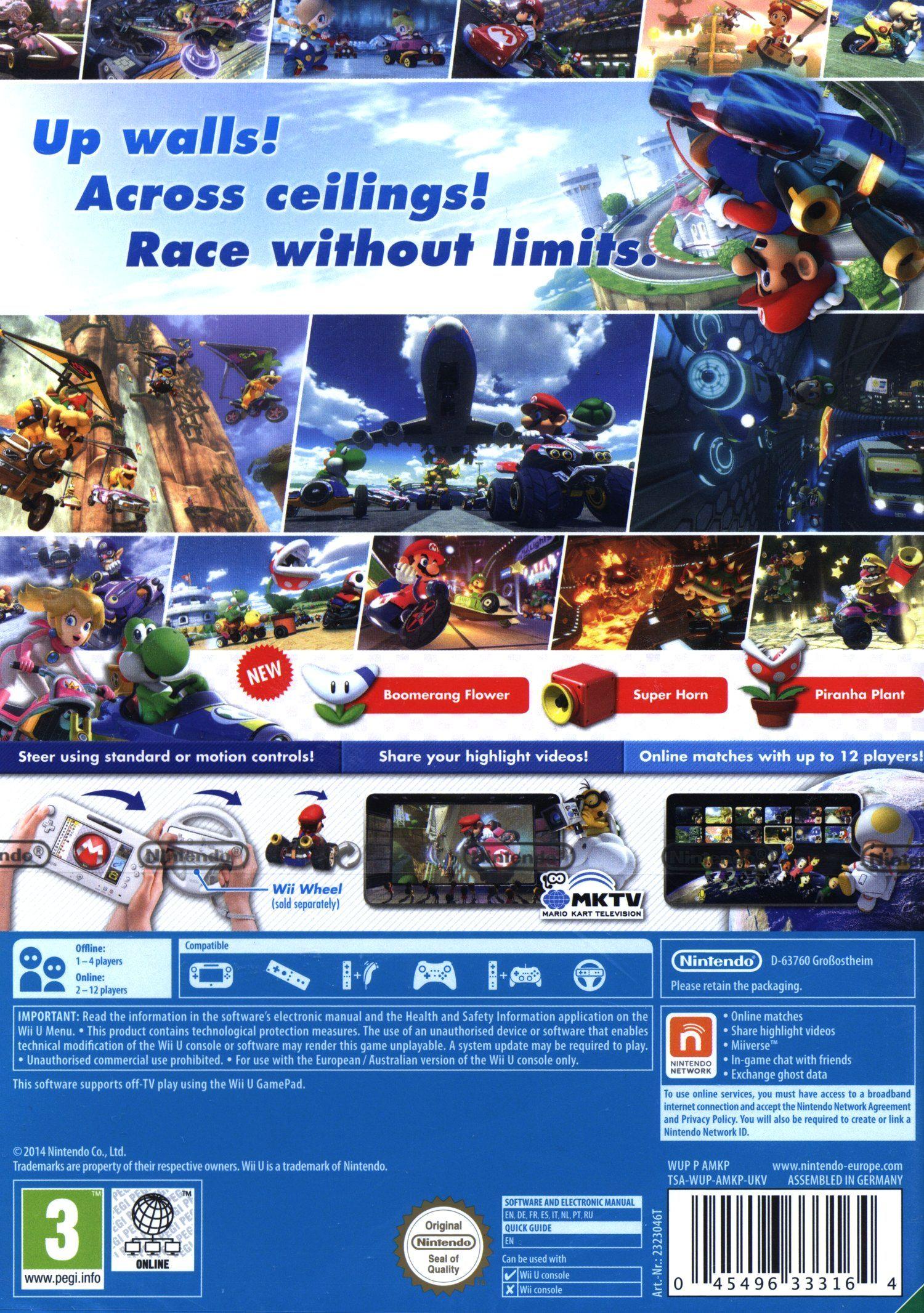 Mario Kart 8 (Wii U) - 5