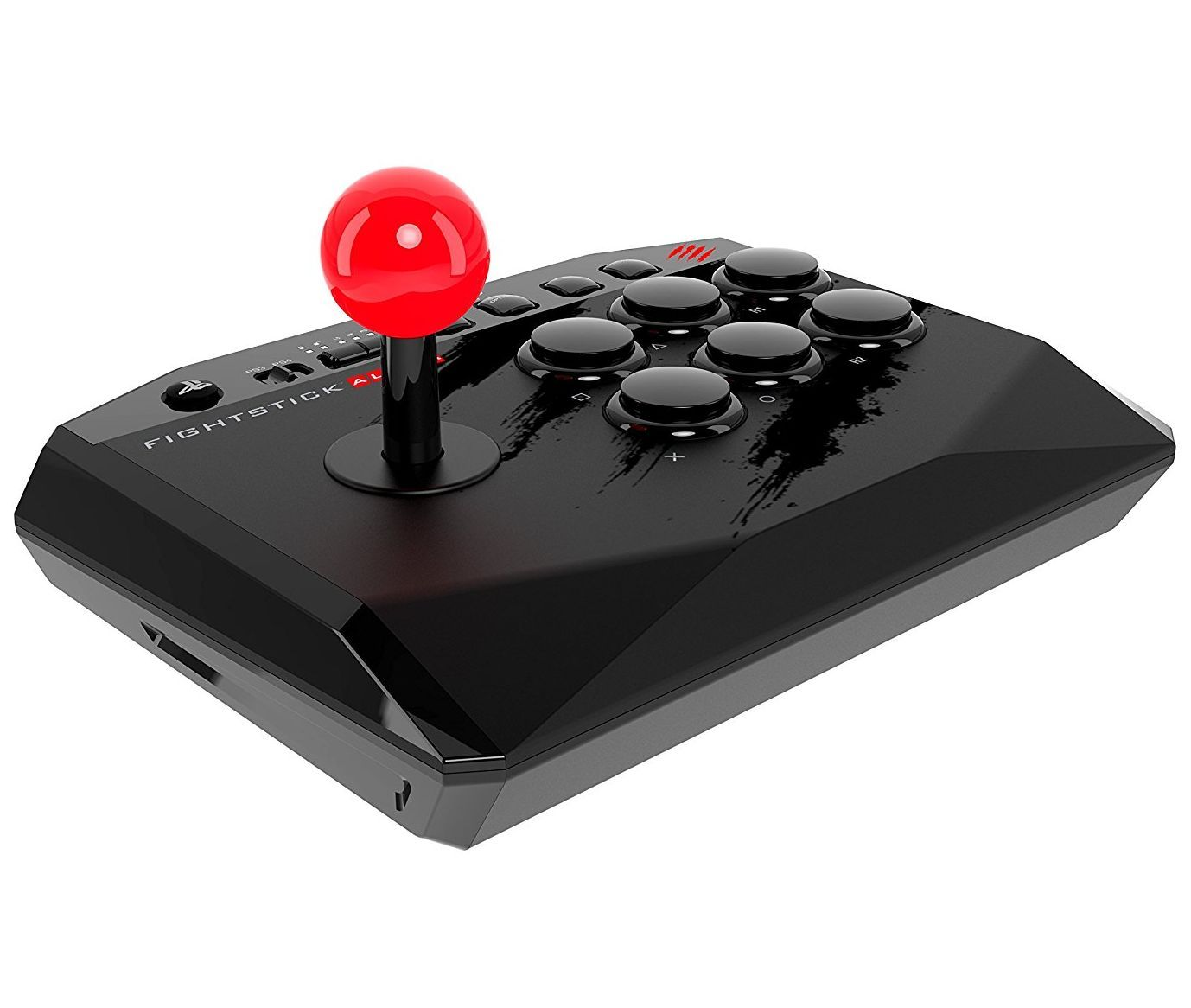 Аркейд стик Alpha Mad Catz, FightStick (PS4/PS3) - 1