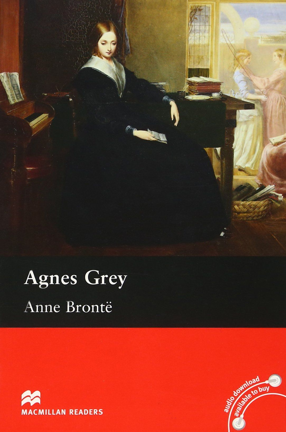 Macmillan Readers: Agnes Grey (ниво Upper Intermediate) - 1