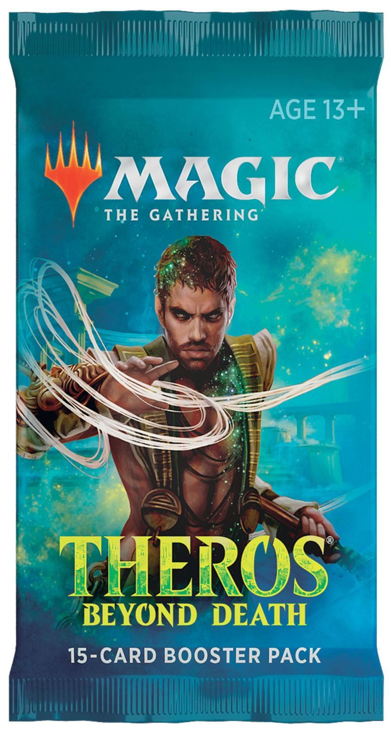 Magic the Gathering - Theros Beyond Death Booster - 3