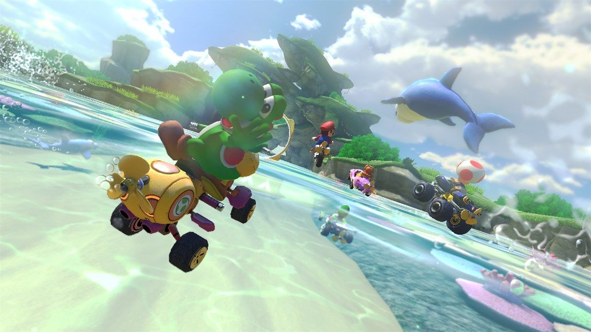 Mario Kart 8 (Wii U) - 10