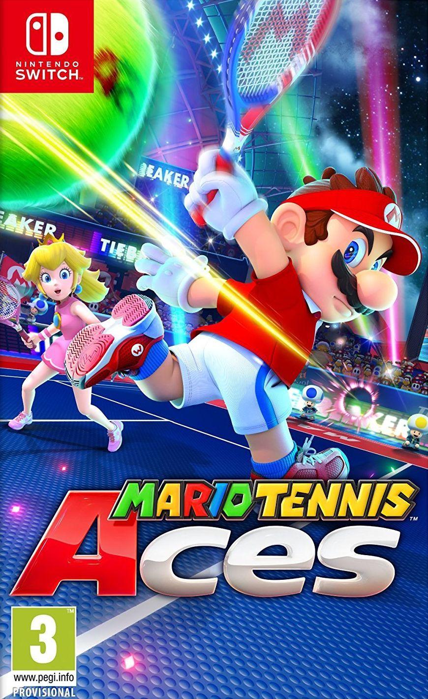 Mario Tennis Aces (Nintendo Switch) - 1