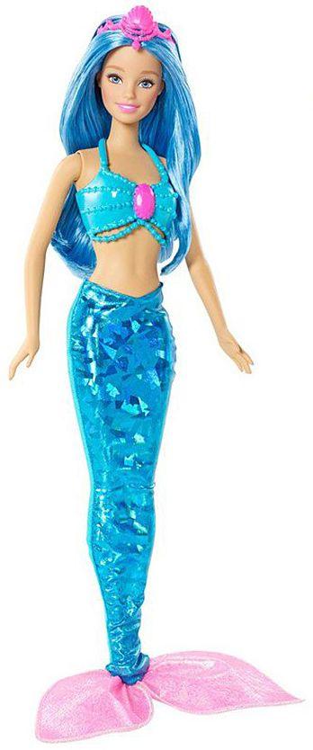 Кукла Mattel Barbie - Русалка, асортимент - 6