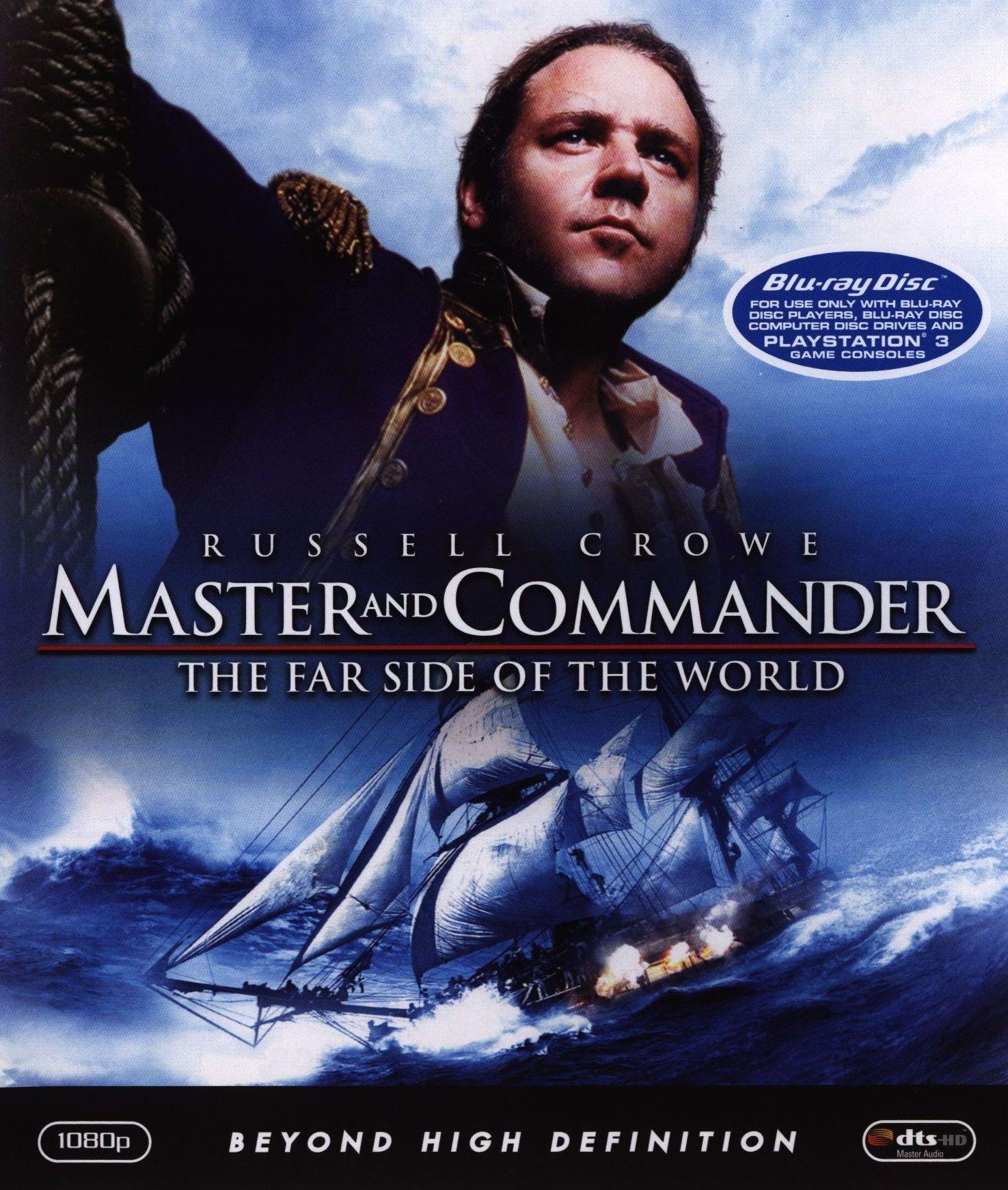 Господар и командир (Blu-Ray) - 1