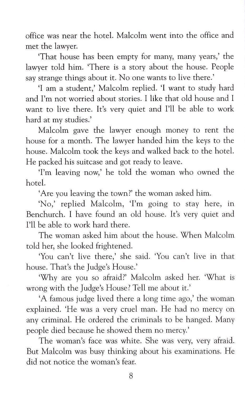 Macmillan Readers: Tales of Horror  (ниво Elementary) - 8