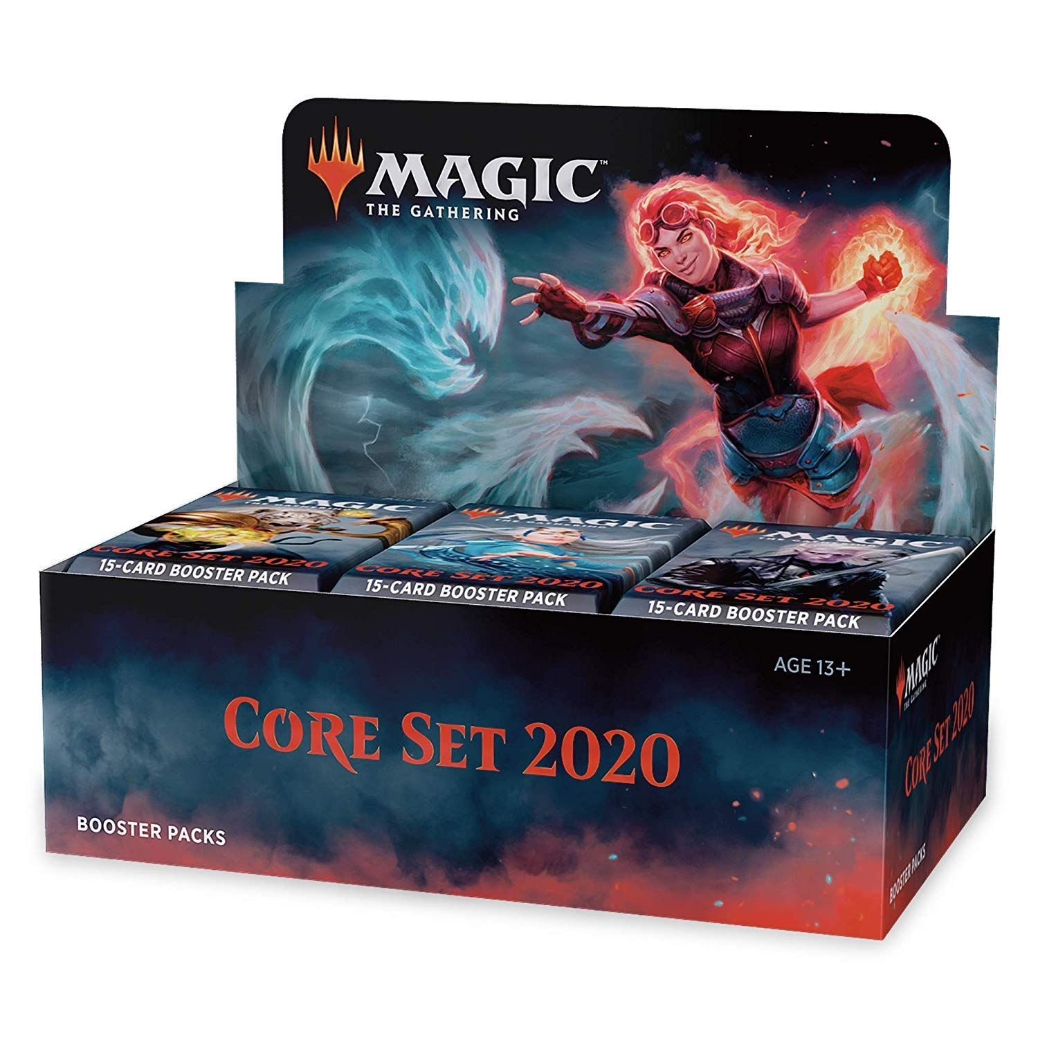 Magic the Gathering - Core Set 2020 Booster Bundle - 1
