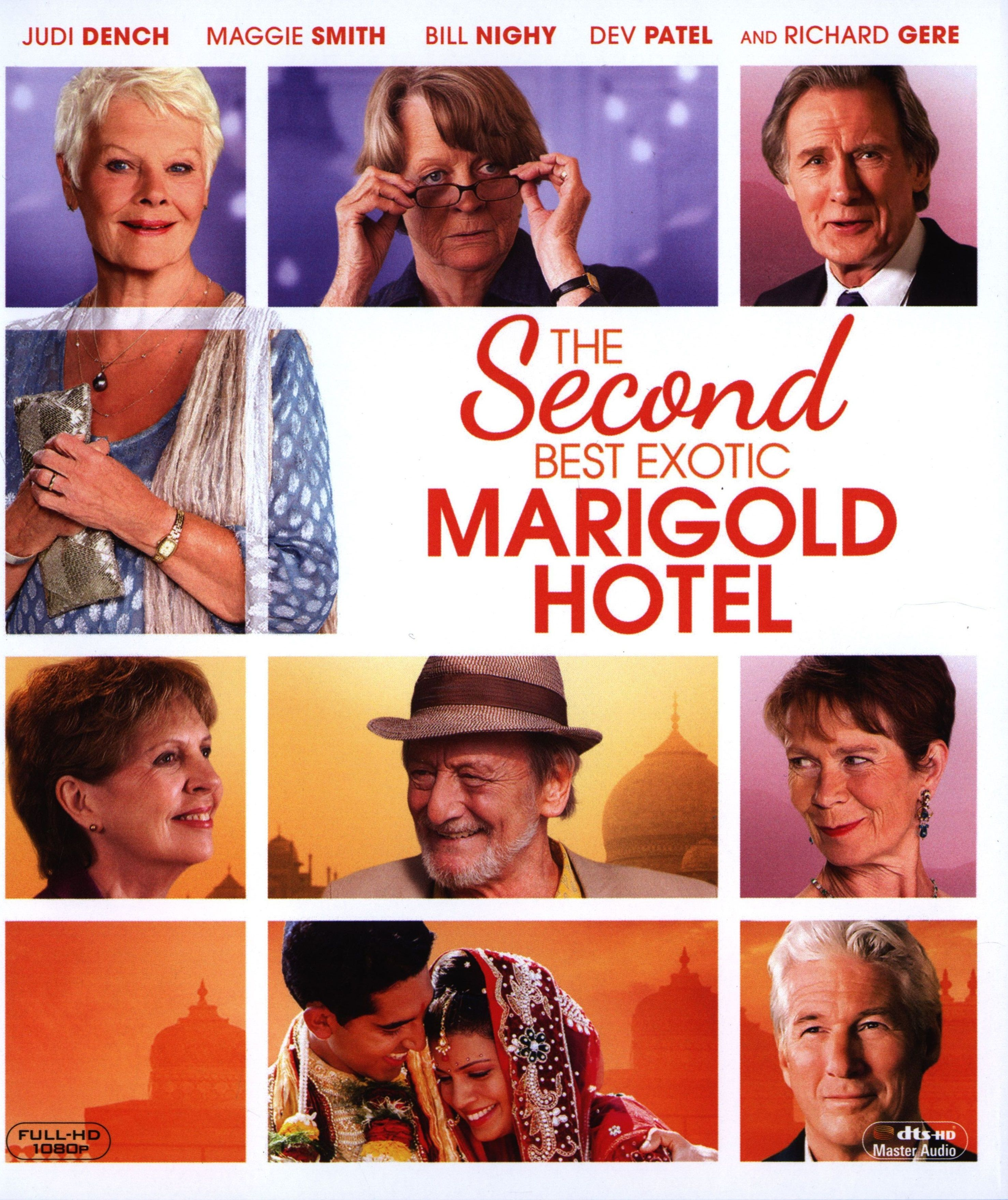 Най-екзотичният Хотел Мариголд 2 (Blu-Ray) - 1