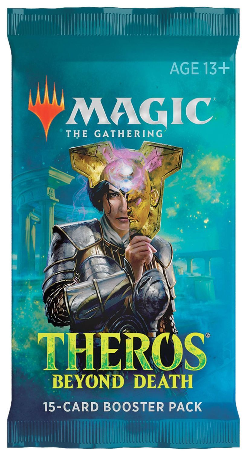 Magic the Gathering - Theros Beyond Death Booster - 1