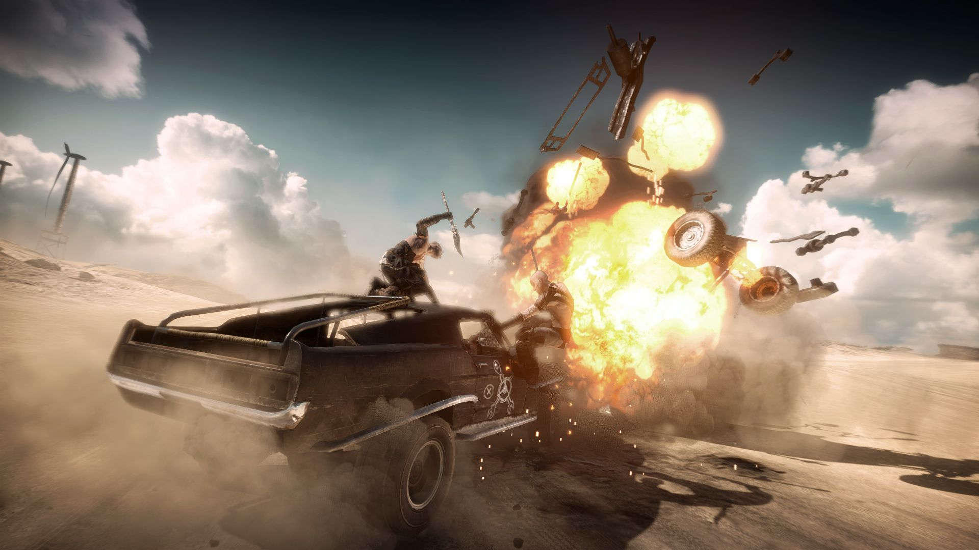 Mad Max (PS4) - 10