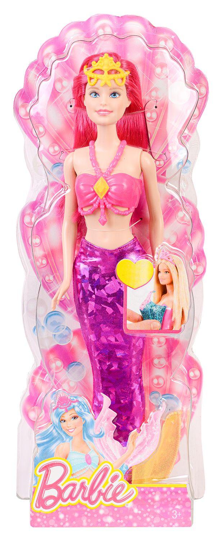 Кукла Mattel Barbie - Русалка, асортимент - 3