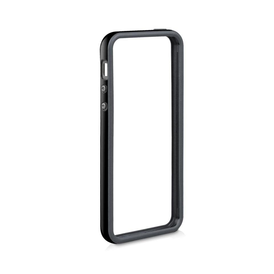 Macally Frame за iPhone 5 -  черен - 1