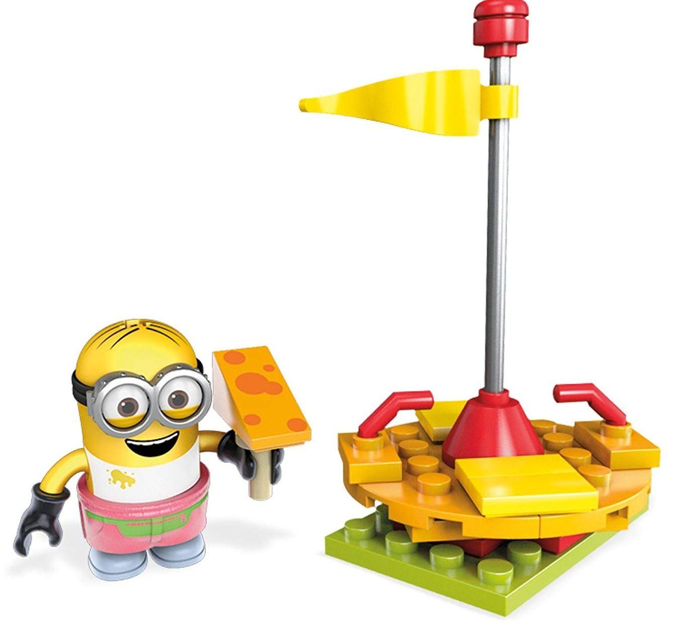 Конструктор Mega Construx - Cheese Merry Go-Round - 3