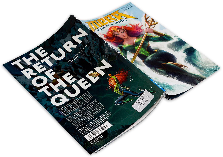 Mera: Queen of Atlantis-6 - 7