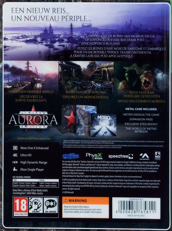 Metro: Exodus - Aurora Limited Edition (Xbox One) - 7