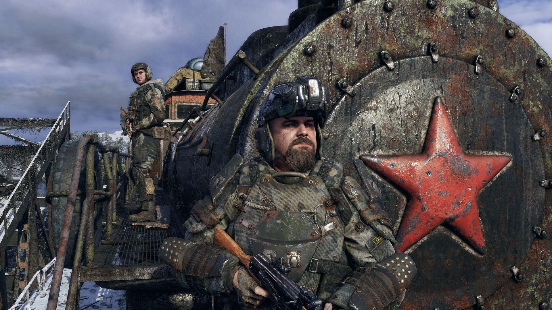 Metro: Exodus (PS4) - 12