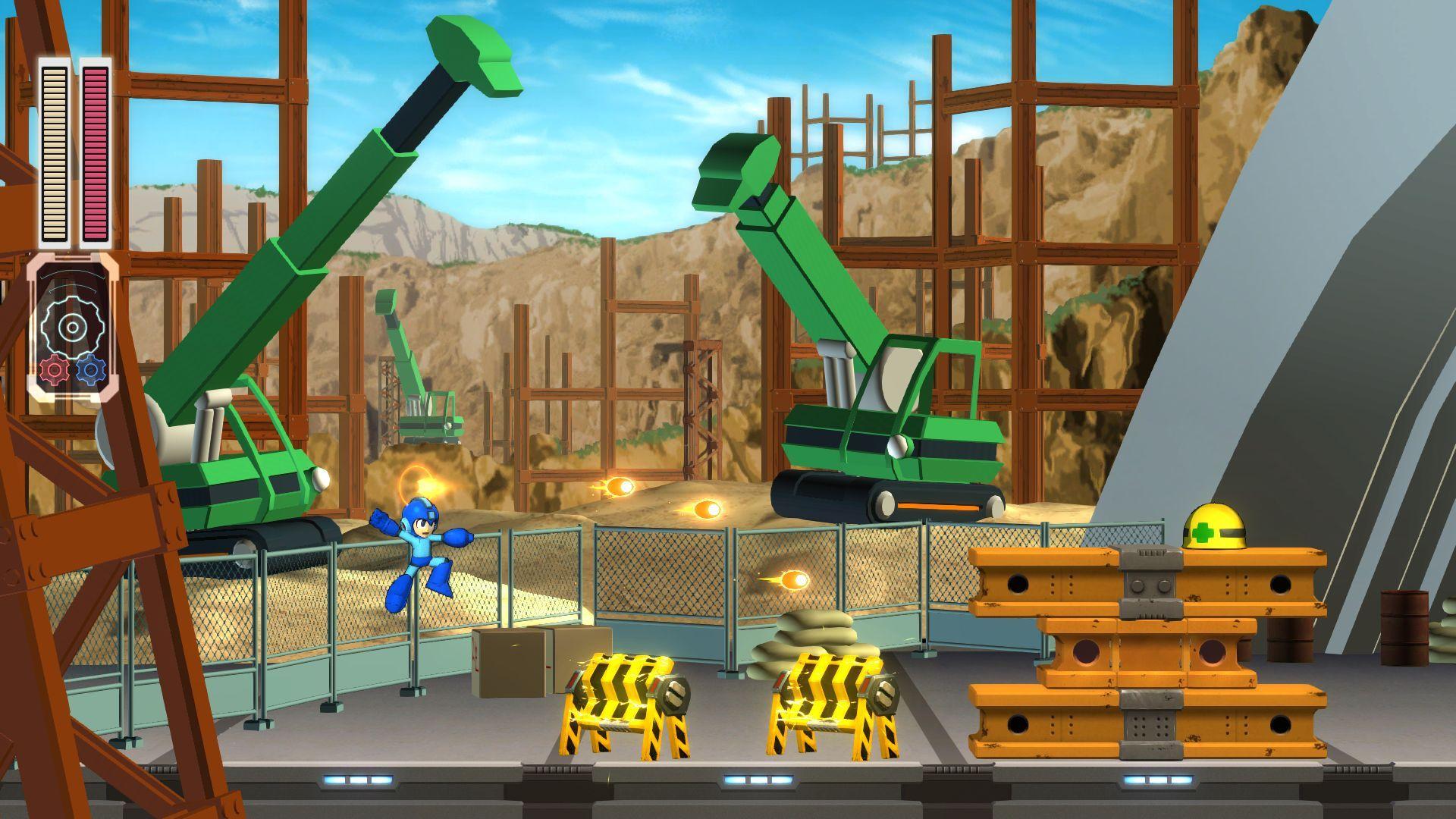 Mega Man 11 (PS4) - 4
