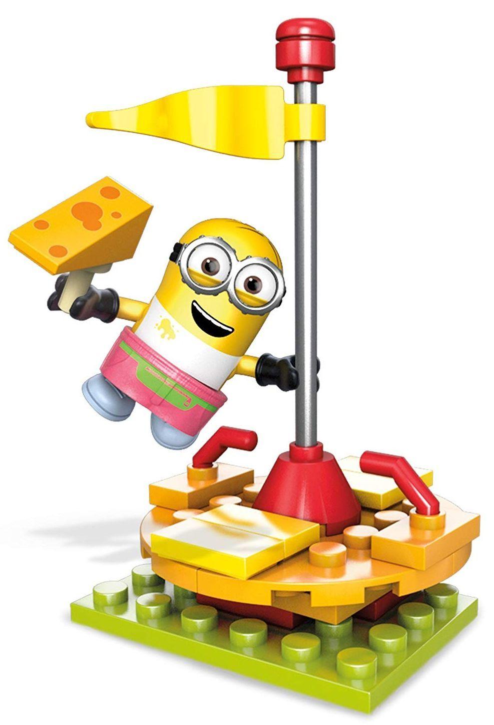 Конструктор Mega Construx - Cheese Merry Go-Round - 2