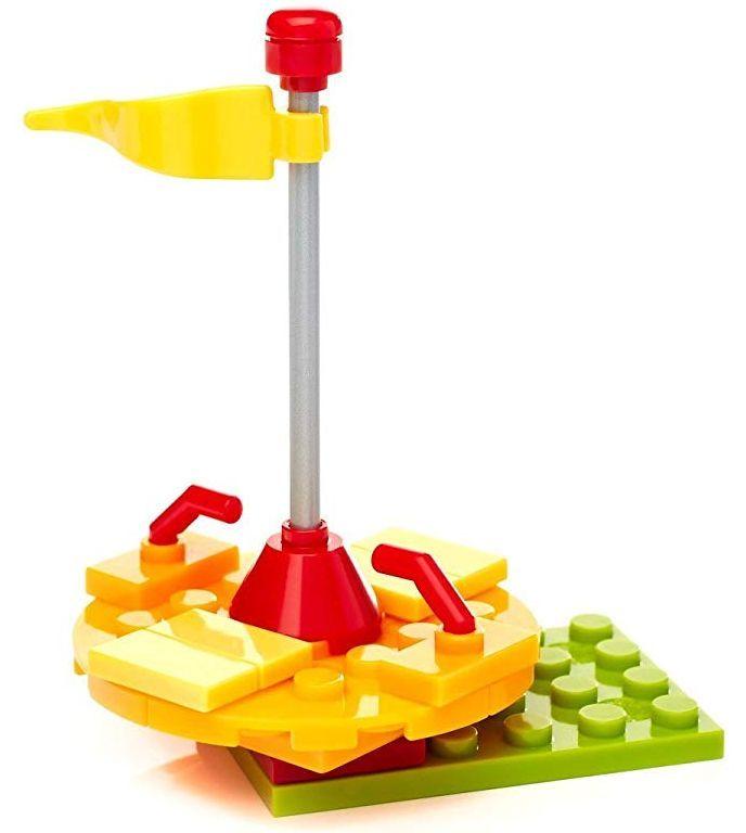 Конструктор Mega Construx - Cheese Merry Go-Round - 7
