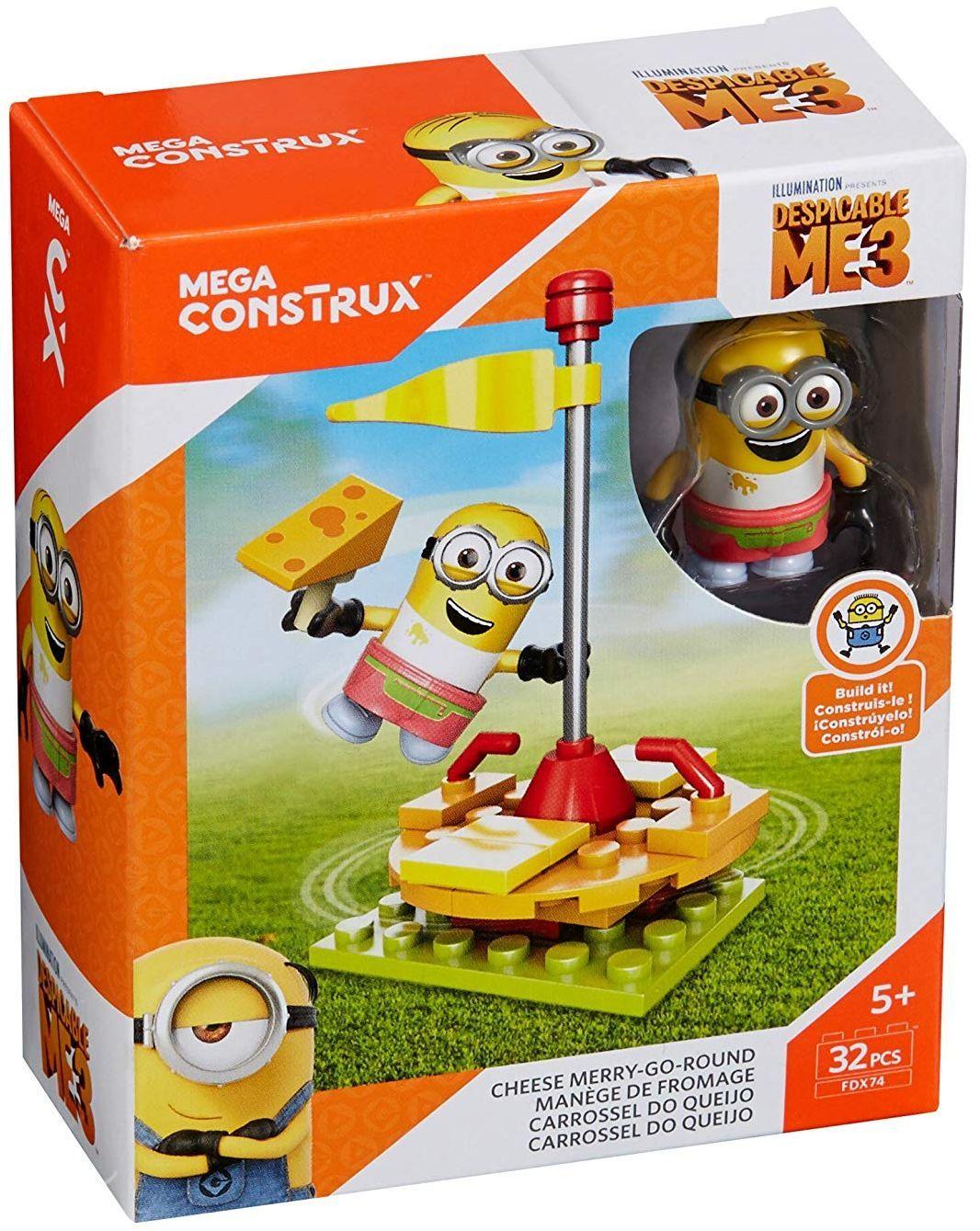 Конструктор Mega Construx - Cheese Merry Go-Round - 1