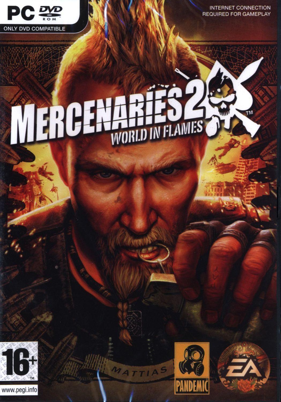 Mercenaries 2 World In Flames (PC) - 1
