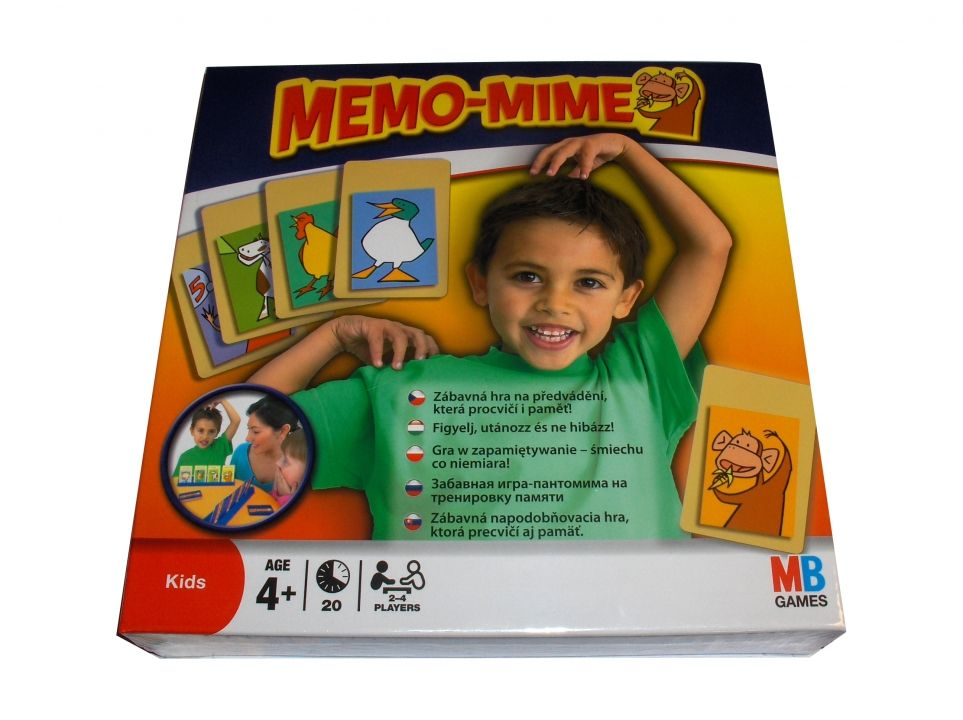 Memo Mime - 2