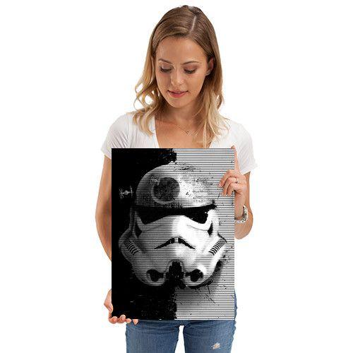 Метален постер Displate - Star Wars: Startrooper - 2