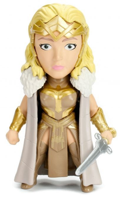 Фигура Metals Die Cast - Wonder Woman, Queen Hippolyta - 4