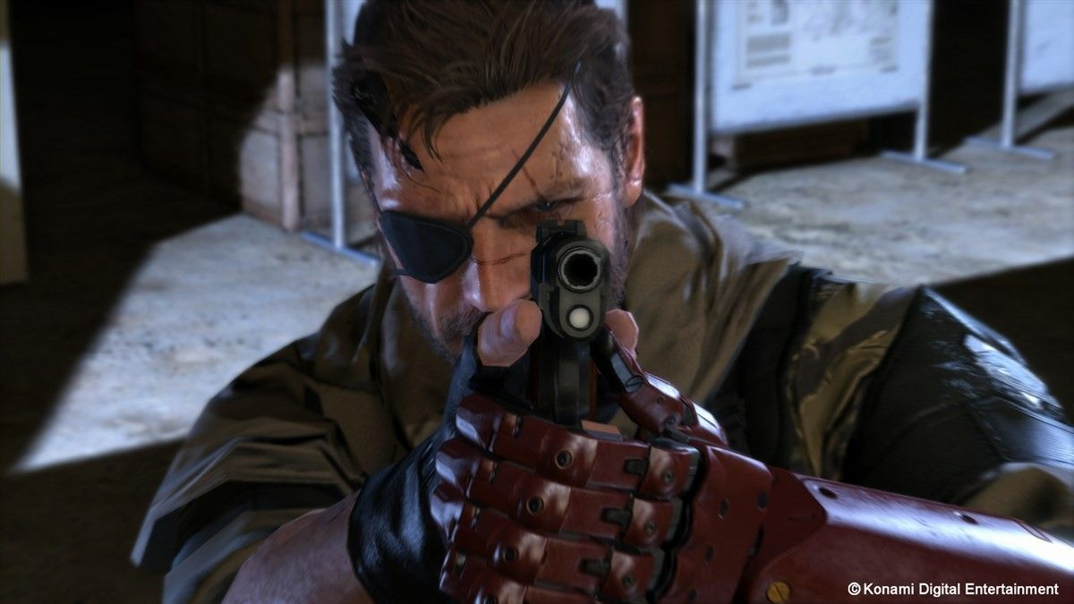 Metal Gear Solid V: The Definitive Experience (PS4) - 8
