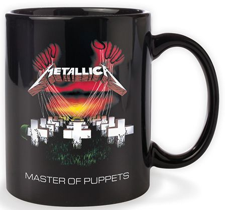 Чаша Pyramid - Metallica: Master of Puppets - 1