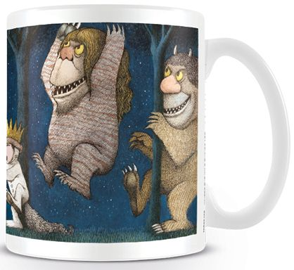 Чаша Pyramid - Maurice Sendak: Where the Wild Things are Moon - 2