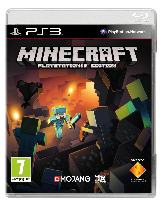 Minecraft - PlayStation 3 Edition (PS3) - 3