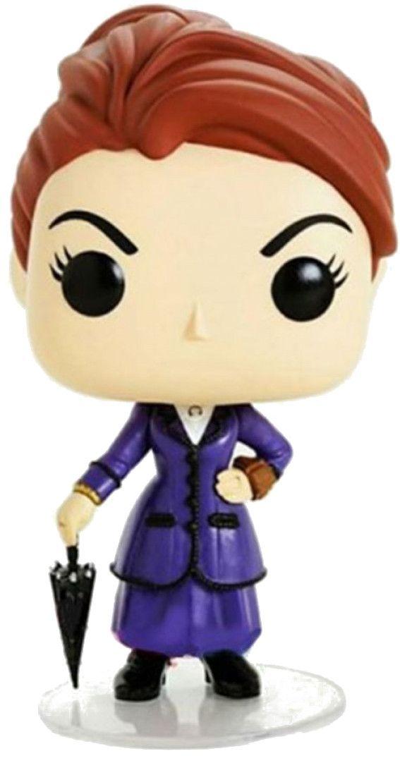 Фигура Funko POP! Television: Doctor Who - Missy, #711  - 1