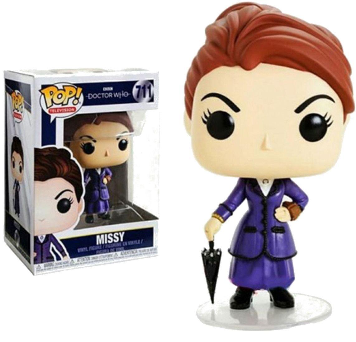Фигура Funko POP! Television: Doctor Who - Missy, #711  - 2