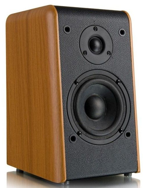 Аудио система Microlab B77 - 2.0, кафява - 2