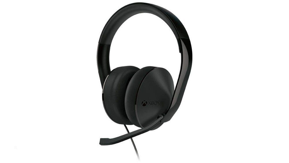 Microsoft Xbox One Stereo Headset - Black - 6