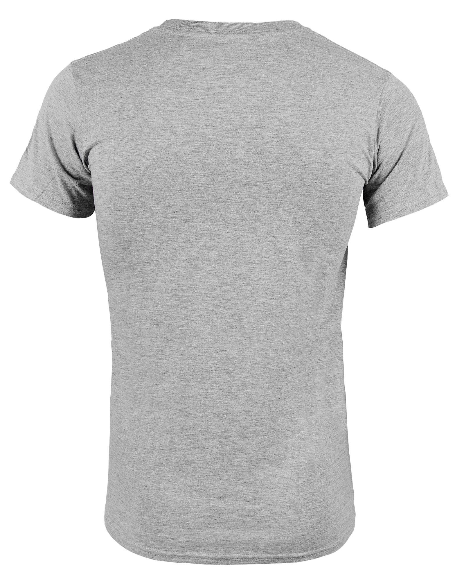 Тениска Micky Mouse - Tap, сива, размер XL - 2
