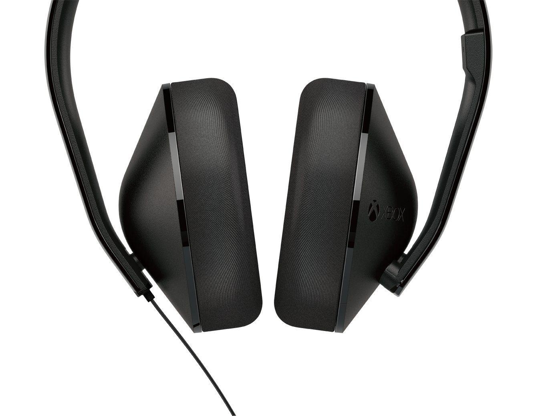 Microsoft Xbox One Stereo Headset - Black - 7