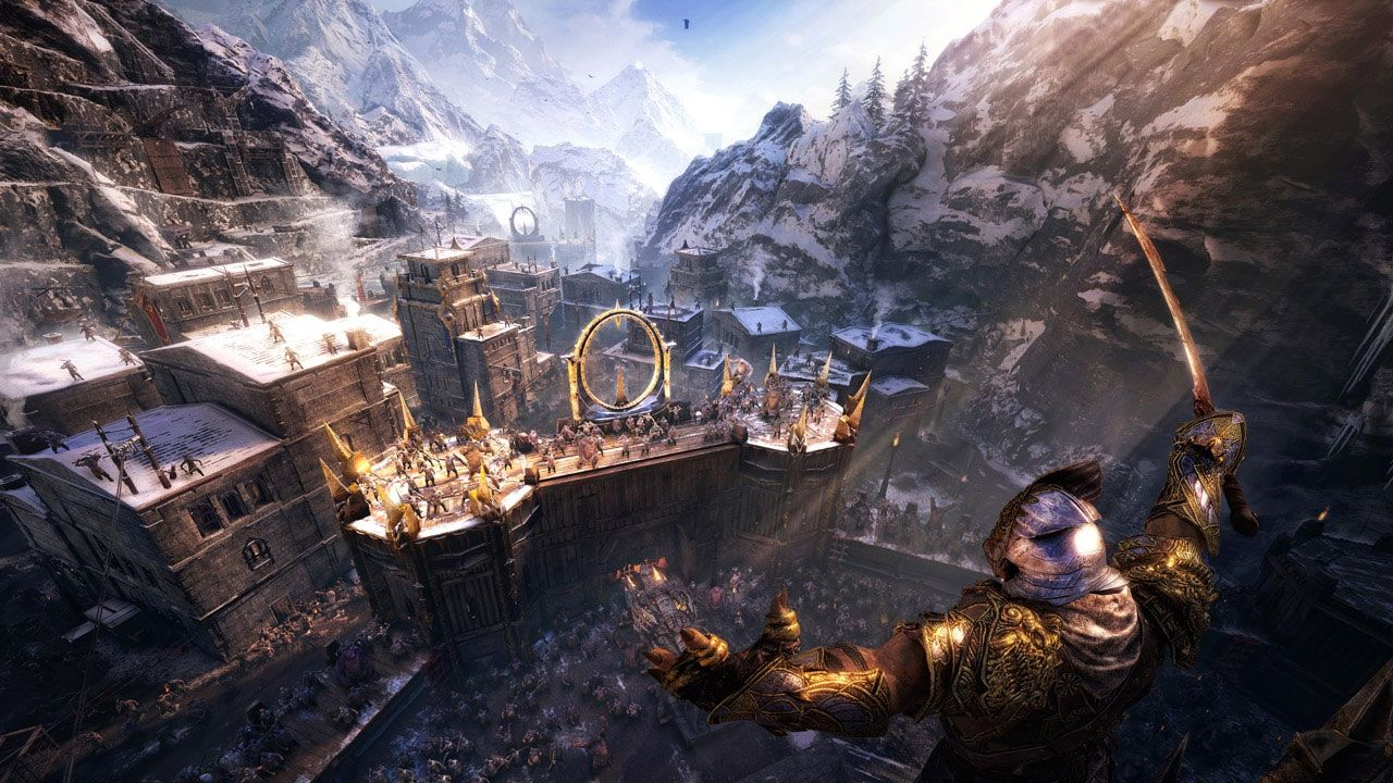Middle-earth: Shadow of War (PS4) - 7