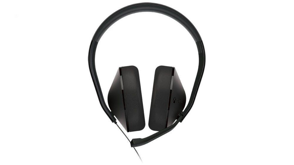 Microsoft Xbox One Stereo Headset - Black - 4