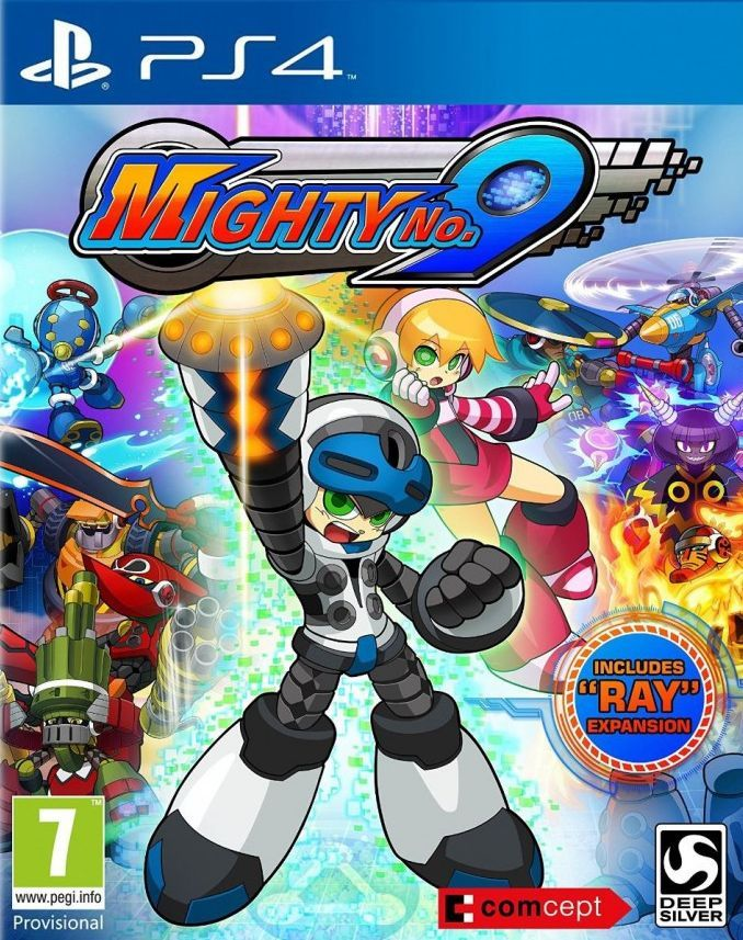 Mighty No 9 (PS4) - 1