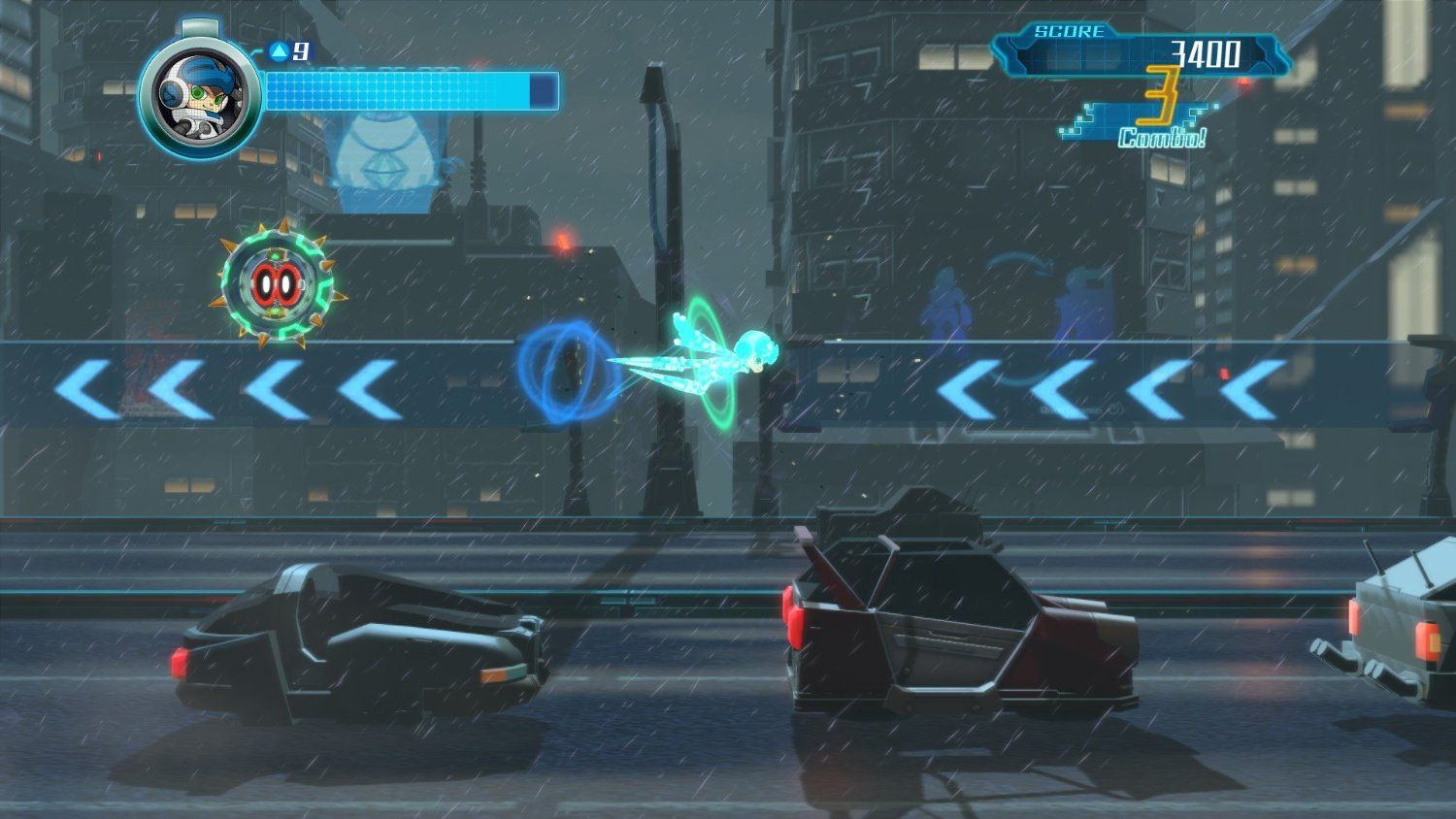 Mighty No 9 (PS4) - 7