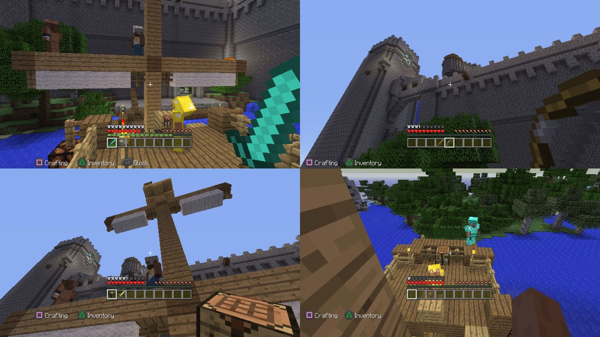 Minecraft: PlayStation 4 Edition (PS4) - 3
