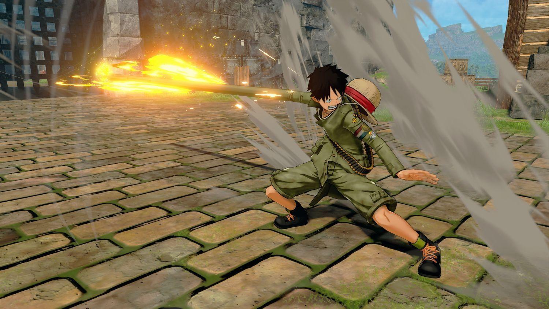 One Piece World Seeker (Xbox One) - 6